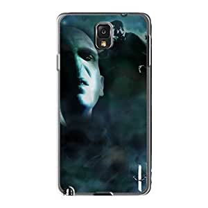 Cute High Quality Galaxy Note3 Harry Potter 7 026 Case
