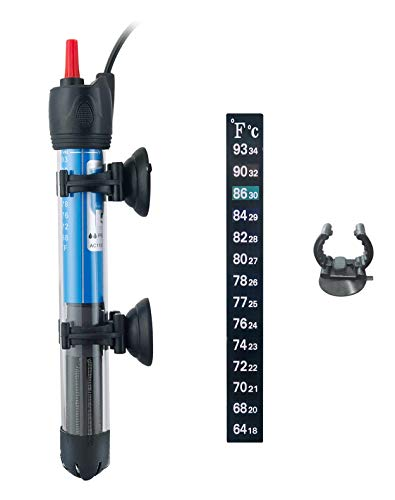 HITOP 50W 100W 300W Submersible Aquarium Heater (50W)