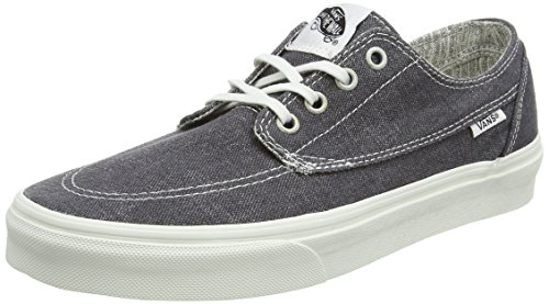 Washed Washed Brigata Asph Sneakers Adults' U Low Unisex Vans Grey Top FSxqHCwTO