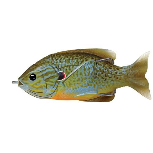 South Bend Live Bait Hook (Livetarget Hollow Body Sunfish)