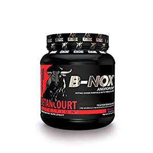 Betancourt Nutrition B-Nox Andorush Pre-Workout, Watermelon, 22.3 Ounce