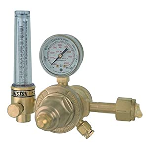 Victor 0781-3775 Professional Two Stage Flow Meter