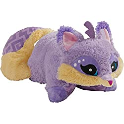 "Pillow Pets Animal Jam, Fox, 16"" Super Soft Stuffed Animal Plush Toy"
