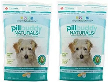 (Complete Natural Nutrition Pill Buddy Naturals Duck (Allergy Formula), 2 Pack of 30 count)