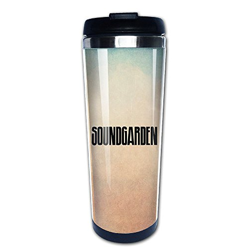 Girl Trophy Costume (Beaufiy Soundgarden Rock Band Logo Stainless Steel Travel Tumbler Coffee Mug)
