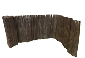 Amazoncom master garden products rolled willow border for Master garden products