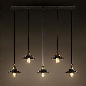 industrial lighting chandelier. susuo lighting 5 light wire lamp chandelier industrial iron works retro linear island pendant vintage rustic h
