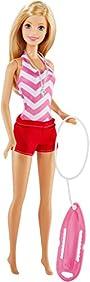 Barbie Careers Lifeguard Doll