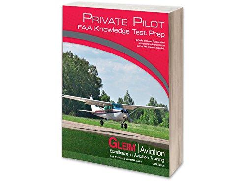 Gleim Private Pilot FAA Knowledge Test 2019