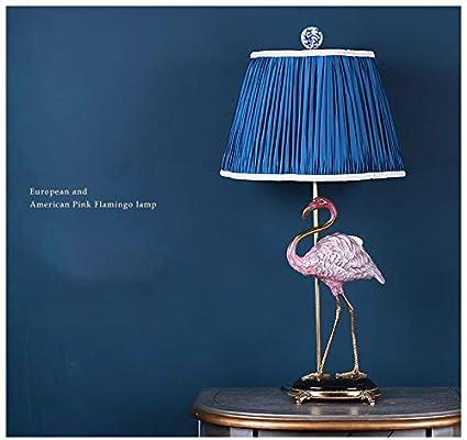songyang Nordic Ceramic Simulation Flamingo Salón Lámpara de ...