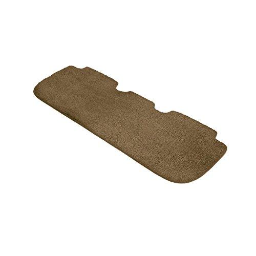 Coverking Rear Custom Fit Floor Mats for Select Bronco Models - 40 Oz Carpet (Beige)
