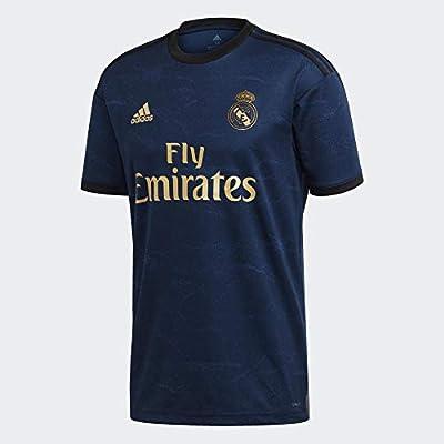 adidas Real Madrid Away J Jersey, Hombre, Azul (Night Indigo), 3XL: Amazon.es: Deportes y aire libre