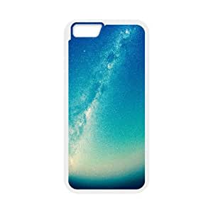 IPhone 6 Case Epic Starry Sky, Starry Sky Zachcolo, {White}