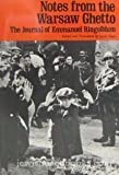 Notes from the Warsaw Ghetto, Emmanuel Ringelblum, 0805204601