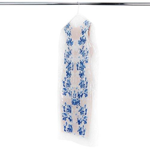 Hangerworld Clear Polythene Garment Clothes
