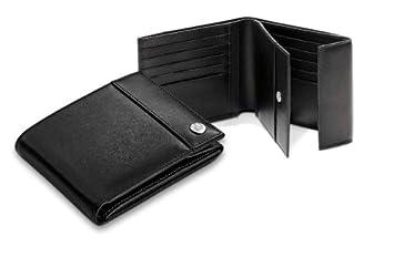 4530e852018a1 BMW Original Herren Geldbörse Geldbeutel flach ohne Münzfach  Amazon ...