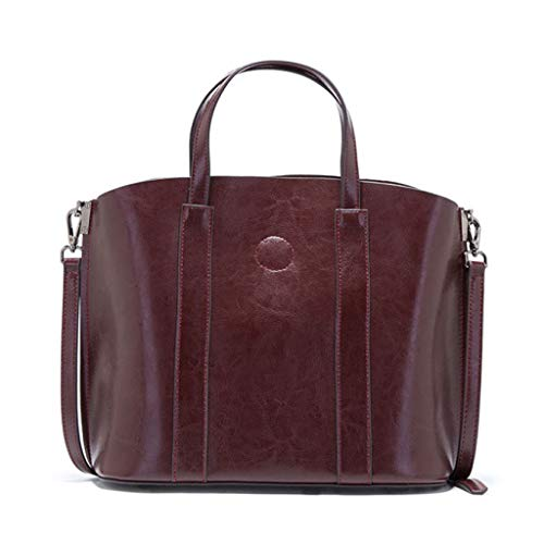 Della Borsa Dimensioni Modo Femminile Size One Selvaggia Brown A Semplice colore Brown Di Daypack Spalla wTTpfqrX