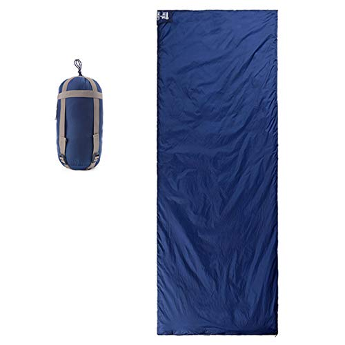 YOURFUN Sleeping Bag Sommer- Portable, Waterproof, Compact Lightweight, Comfort with Compression Sack – L Size Great for Outdoor Camping, Backpacking Hiking
