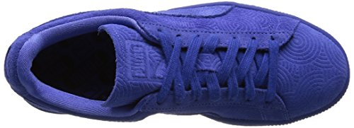 Puma Classic Col - Zapatillas de deporte Mujer Azul - Bleu (Dazzling Blue/Dazzling Blue)