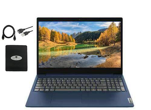 2021 Newest Lenovo IdeaPad 3 15.6″ Touchscreen HD Laptop, 10th Gen Intel Core i5-10210U (Beat i7-8650U), 20GB RAM 512GB SSD, WiFi6 Bluetooth5 HDMI, Windows 10 w/GM Accessories