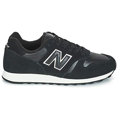 eggplant Nero Sneaker Donna Bbl Balance white 373 New vxAqHPW