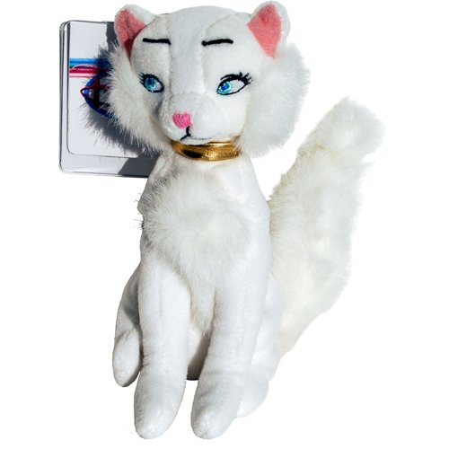 Aristocats Duchess the White Cat - Disney Mini Bean Bag Plush by Disney