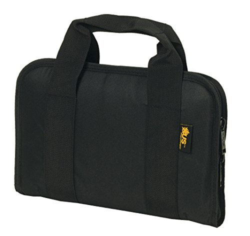 US PeaceKeeper P21108 Attache Gun Case (Black)