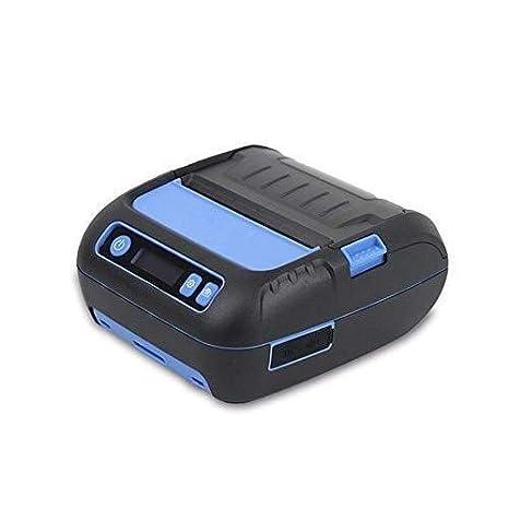 JHLQUN Impresora térmica portátil Multi-función de la Impresora de ...