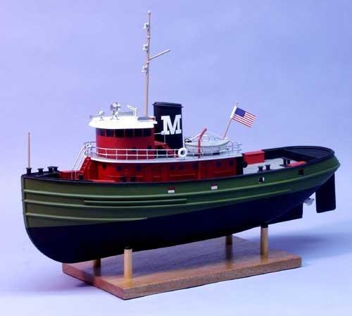 Dumas 1250 Carol Moran Harbor Tug - Boats Dumas/model