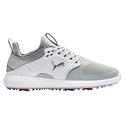 PUMA Men's Ignite Pwradapt Caged Golf Shoe   Golf