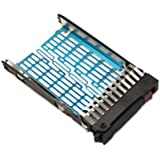 """2.5\"""" SAS SATA Tray Caddy for HP 378343-002 DL380 DL360 G6 DL360 DL580 DL585 DL785 G5 BL20p DL380 DL580 ML570 G4 DL385 G5p DL360 G4p"""