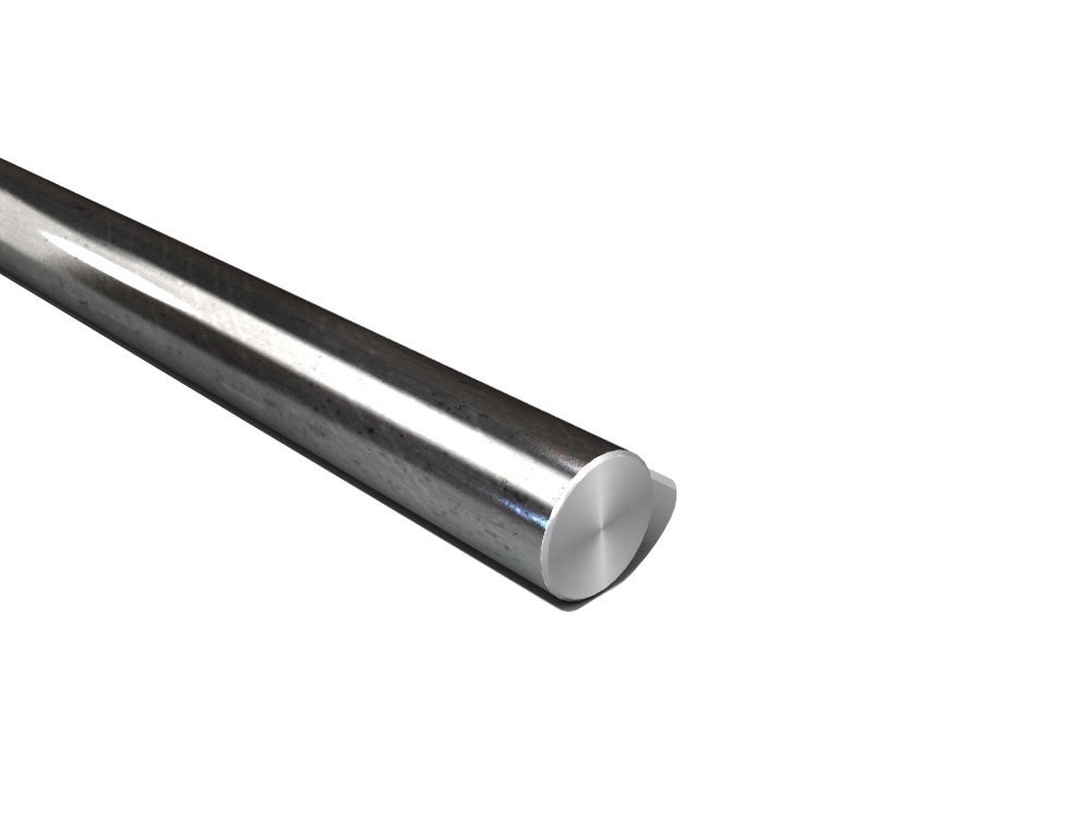 Stainless Steel 303 Rod Round Bar Rod 8mm x 300mm J&A Racing International