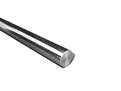 Barra redonda de acero inoxidable 303 varilla 8 mm x 300 mm ...