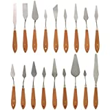US Art Supply® 18-Piece Artist Palette Knife Set