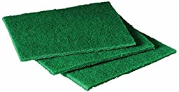 Mean Green General Purpose Scouring Pads - Box of 20 6 x 9