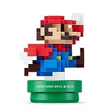 Mario Modern Color Amiibo (SUPER MARIO BROS. 30th Series) japan ver