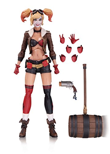 DC Collectibles Bombshells Harley Action