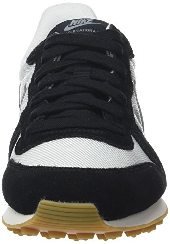 Grey Femme White Medium Basses Summit Internationalist black Baskets Cool NIKE Brown gum Multicolore wqtf8xC