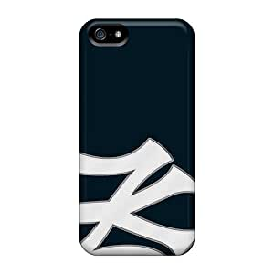 Zbd9468Zcli Cases Covers Protector For Iphone 5/5s New York Yankees Cases