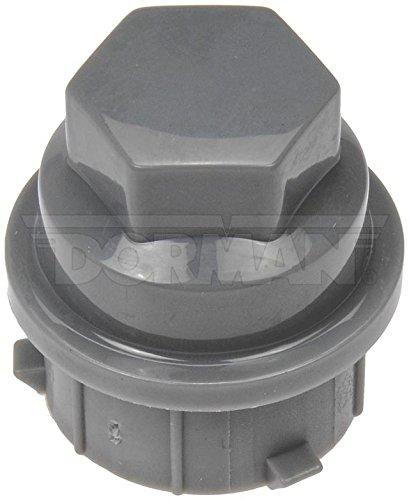 Dorman - Autograde 711-023 Gray Wheel Nut Cover (Pontiac Lug Nut Covers)