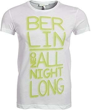 Mode Adidas Neo Logo Print T Shirt Schwarz Weiß Für Damen