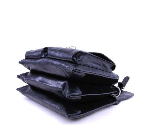BREE Oxford 1 Porte documents en noir