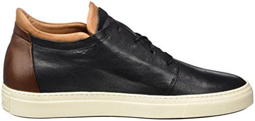 Marc OPolo 70723743502103, Sneaker a Collo Alto Uomo Nero (Nero)