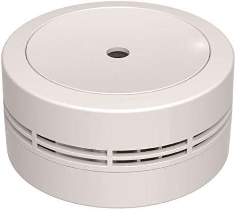 Jeising Mini Rauchmelder GS535 weiß mit Magnetklebebepad 10 Jahres Batterie