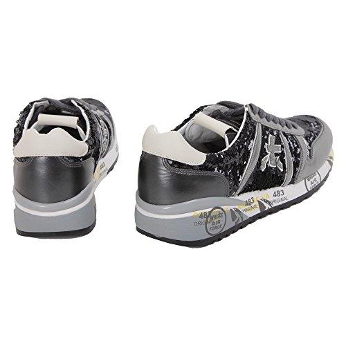 PREMIATA Women's Gymnastics Shoes black black UK 8 Black M4CJvSwkf