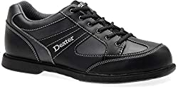 Dexter Pro Am II Bowling Shoes, Black/Grey Alloy, 10.5