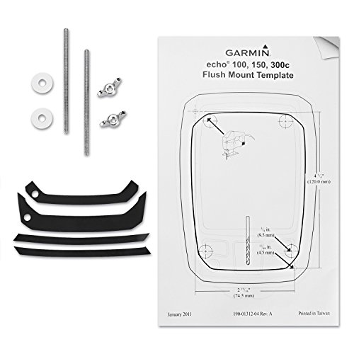 Garmin 010 11681 00 Flush Mount Kit