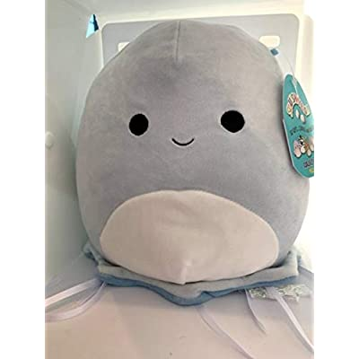 "Squishmallow Kellytoy 8"" Jarin Jellyfish- Super Soft Plush Toy Animal Pillow Pal Buddy…: Home & Kitchen"