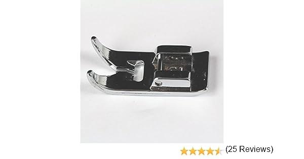 Gritzner Prensatelas tipo J, apto para máquina de coser (sin ...