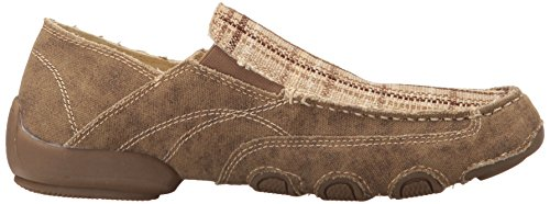 Roper Men's Dougie Driving Style Loafer Tan Plaid buy cheap for nice sale with mastercard free shipping nicekicks purchase sale online clearance 2014 new do9NmiQ